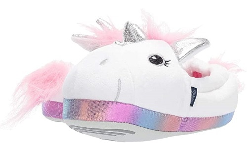 Molly Lighted Magic Unicorn Slippers