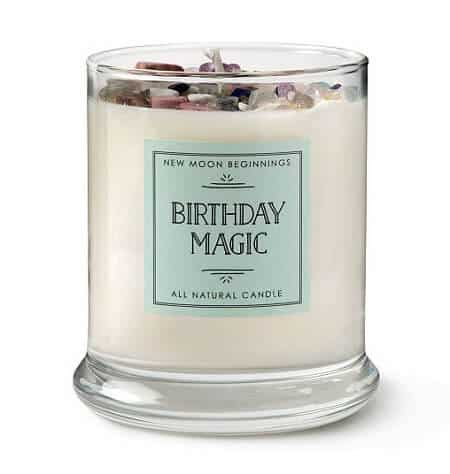 Birthday Wish Candle - Birthday Gifts for Women Over 50
