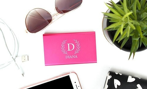 Personalized Device Power Bank