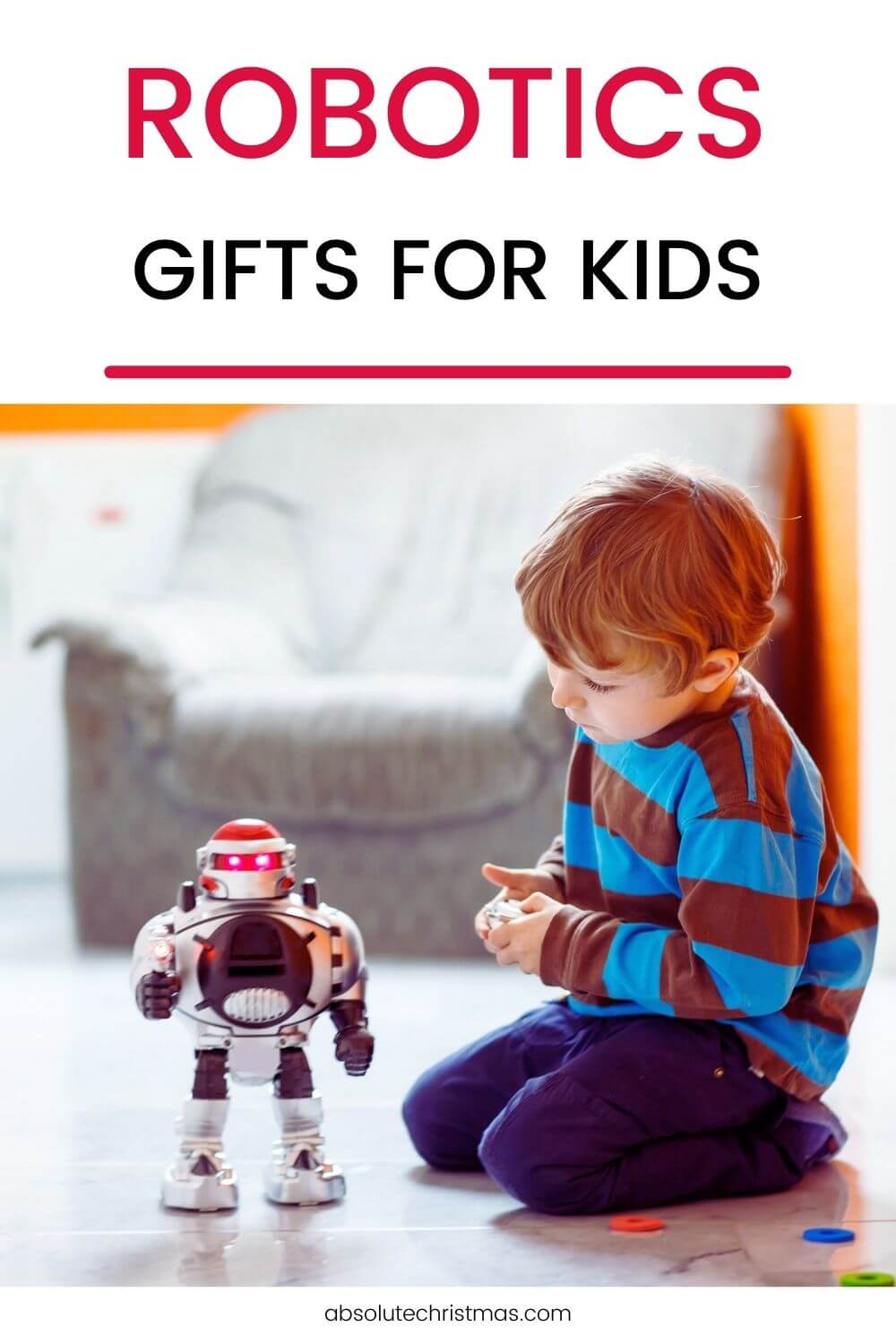 Robotics Gifts for Kids - Presents for Robot Fans