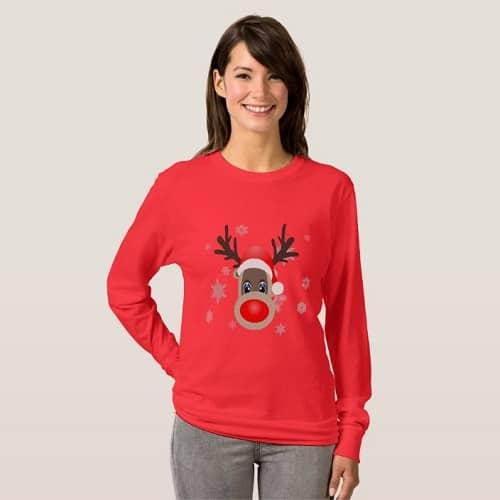 Rudolf - Christmas T-Shirt