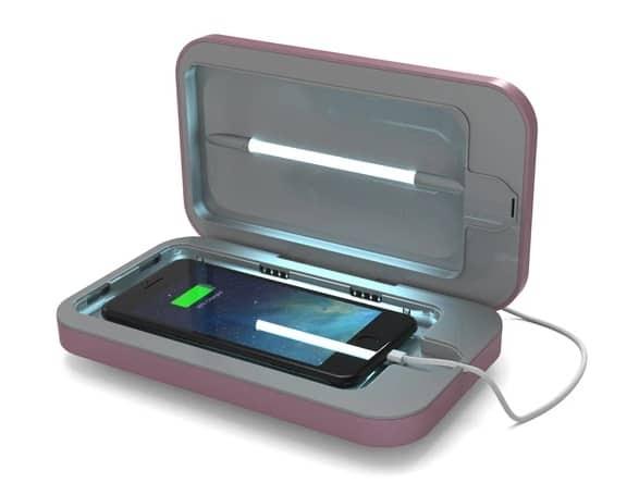 Smartphone UV Sanitizer - Orchid
