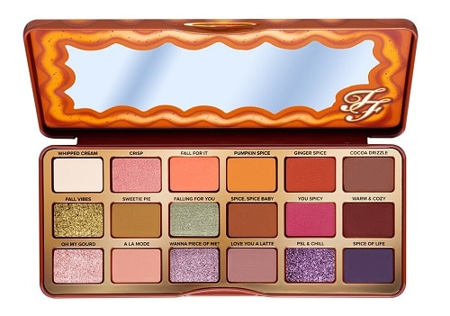Too Faced Pumpkin Spice Eye Shadow Palette