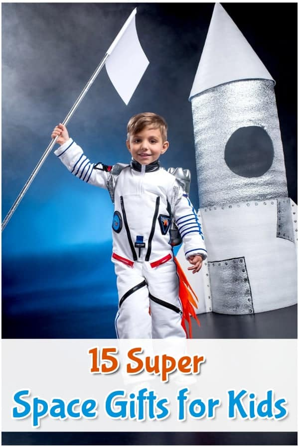 15 Space Gifts for Kids - Space Themed Gift Ideas for Kids