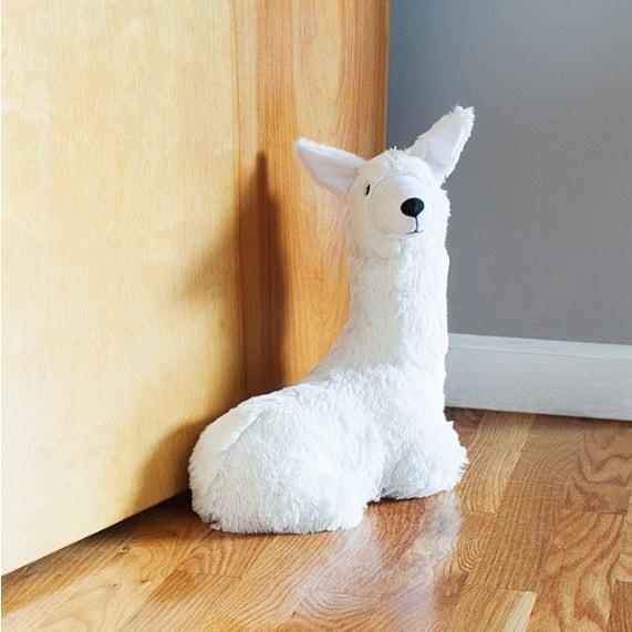 Llama Butler Doorstop - Llama Themed Gifts
