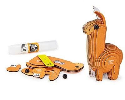 Llama Mini Creature 3D Kit