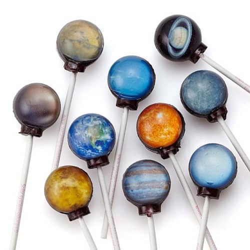 Planet Lollipops - Space Gifts For Kids