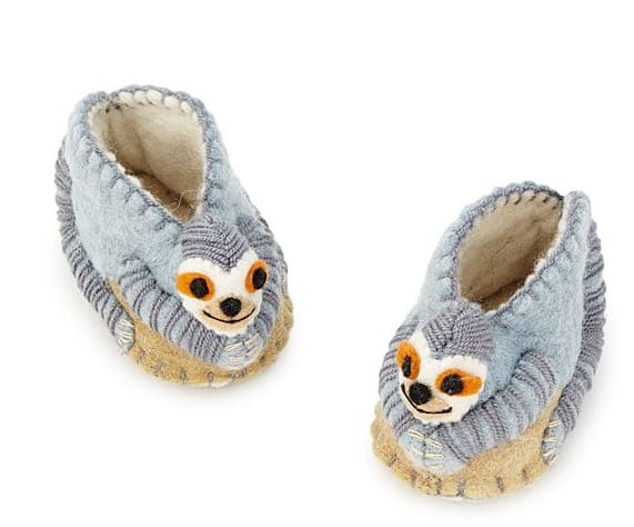 Gifts for Sloth Lovers - Sloth Booties