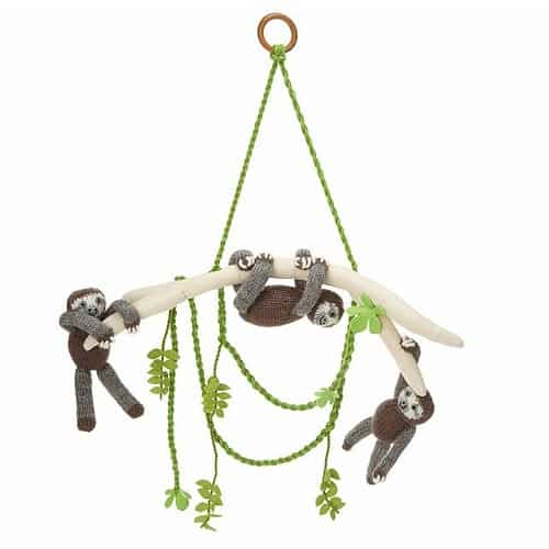 Sloth Pals Mobile - Sloth Gifts for Baby
