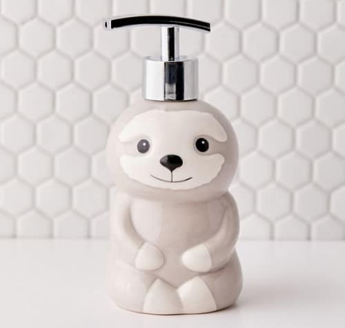 Sloth Soap Dispenser