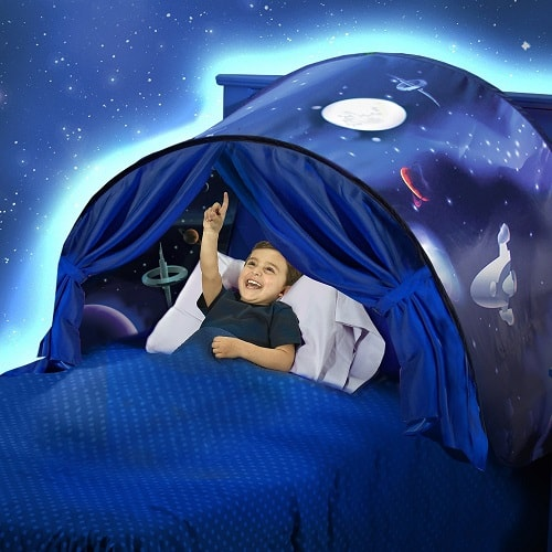 Space Adventure Kids Pop Up Play Tent - Space gifts for Kids
