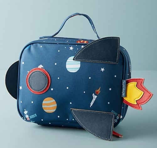 Space Lunch Bag - Space Gifts For Kids