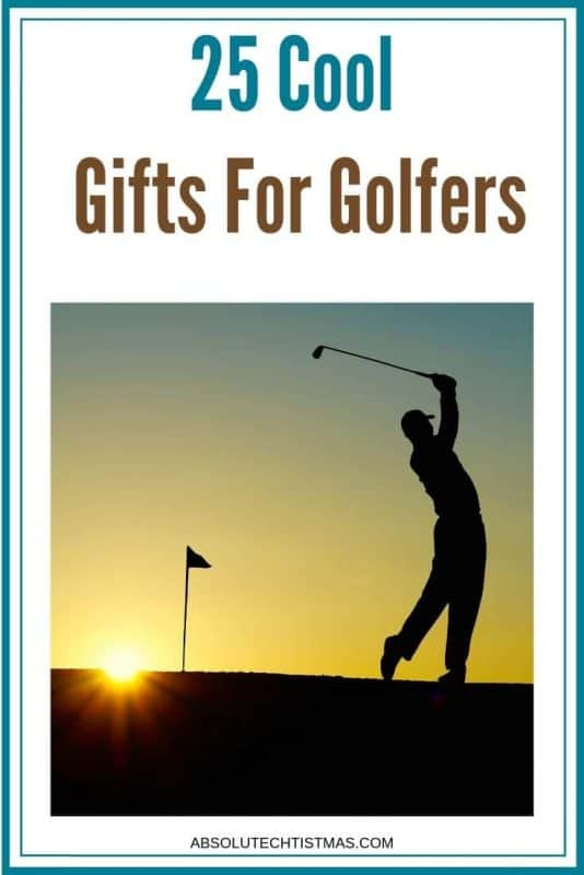 Cool Gifts for Golfers