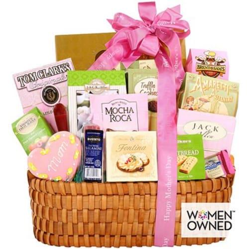 Gourmet Gift Basket For Mom