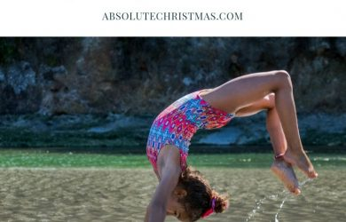 Gymnastics gifts for girls