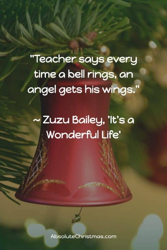 Christmas Quote Zuzu Bailey