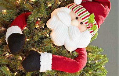 Christmas Tree Huggers - Santa