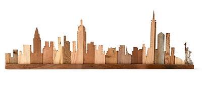 New York City Skyline Wall Art