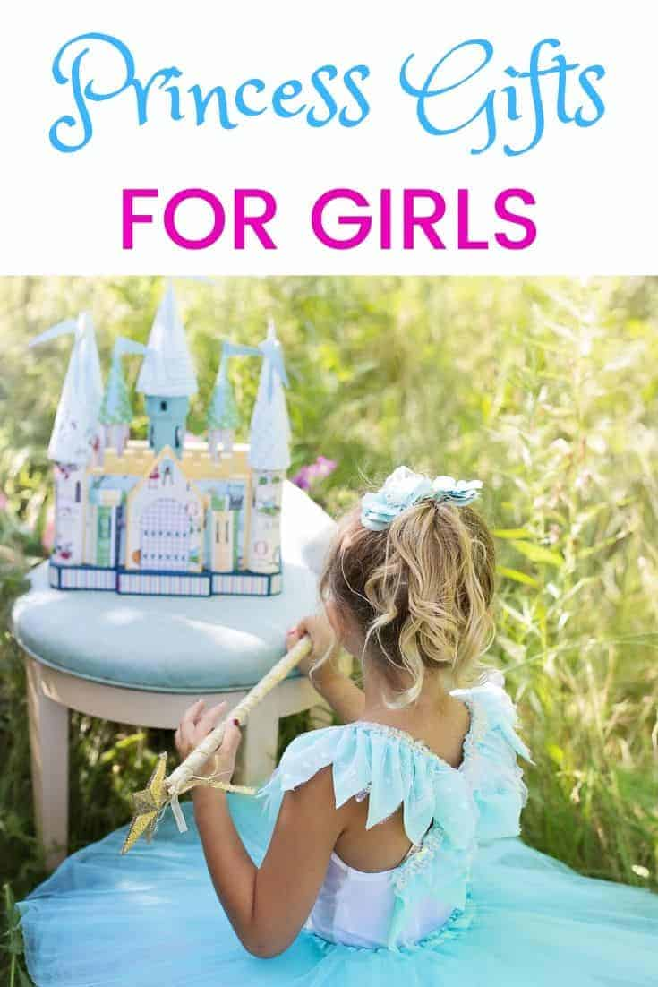 Princess Gifts for Girls
