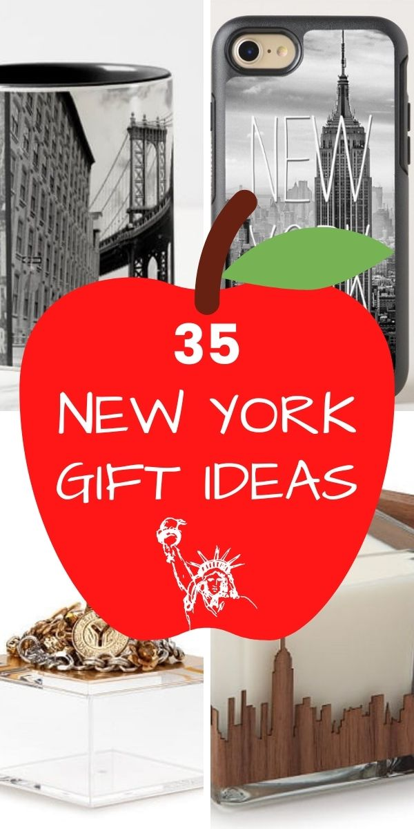 The Ultimate New York Gift Guide