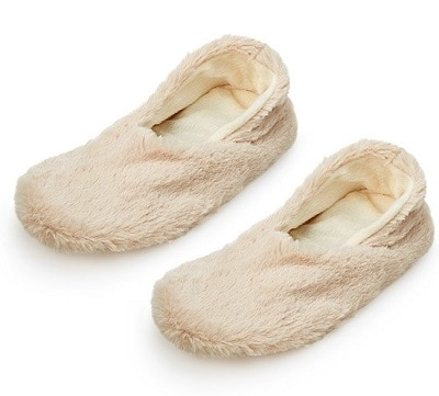 Ballerina Herbal Warming Slippers - Cozy Gifts for Women