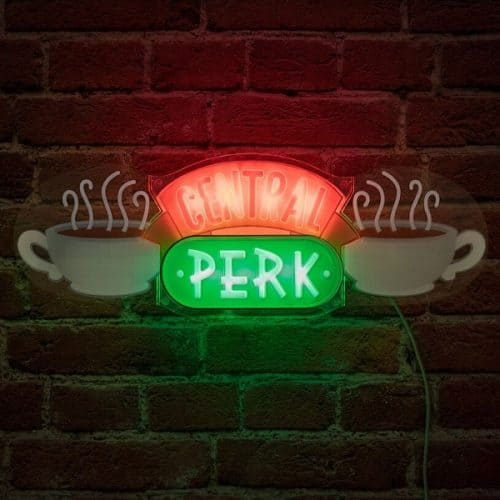 Central Perk Neon Light - Gifts for Friends Fans