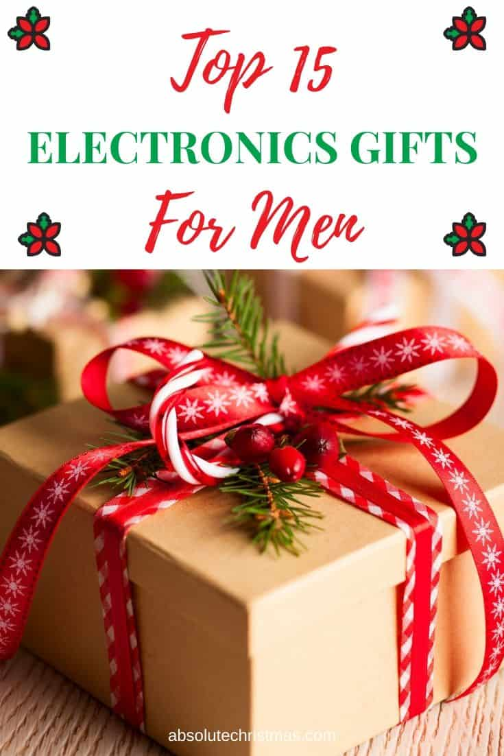 Electronics Gifts for Men