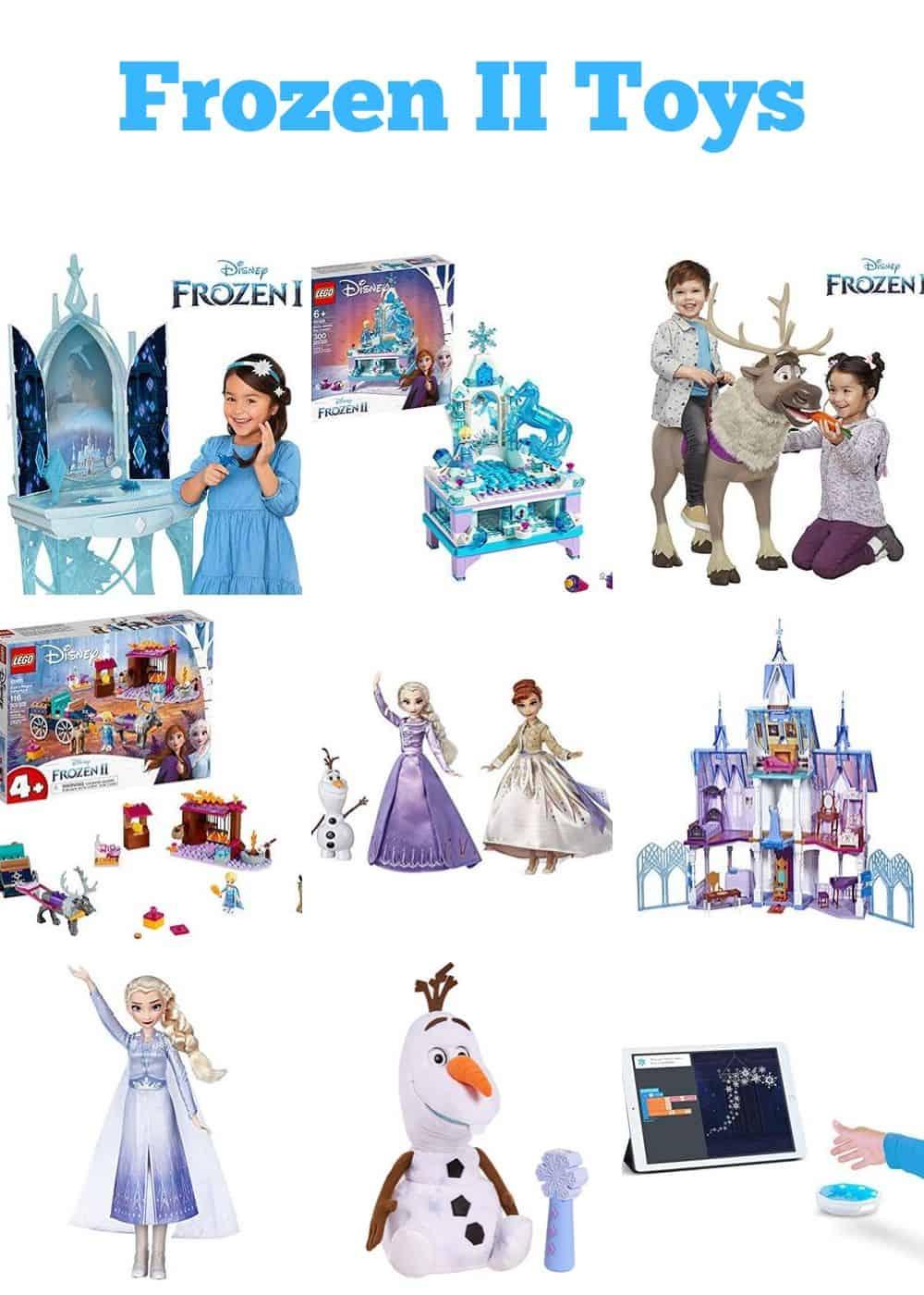 Frozen 2 Toys 2019