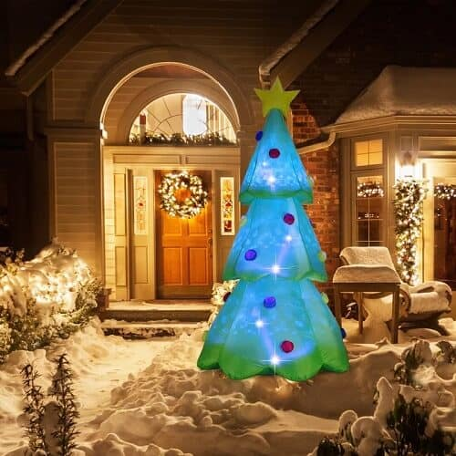 9 ft. Giant Christmas Tree Inflatable