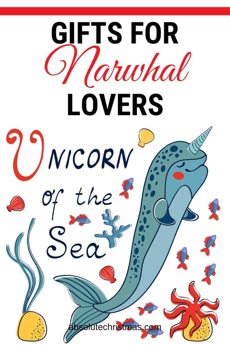 Gifts for Narwhal Lovers
