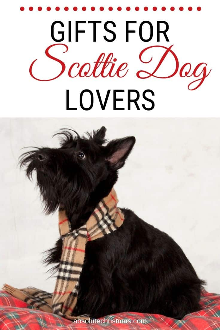 Gifts for Scottie Dog Lovers - Scottie dog gifts and collectibles