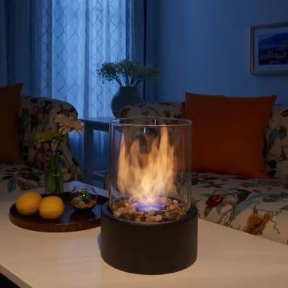 Indoor Tabletop Fireplace | Cozy Gift Ideas