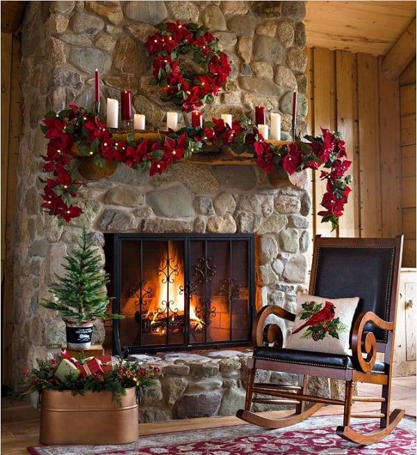 Best Poinsettia Christmas Decorations