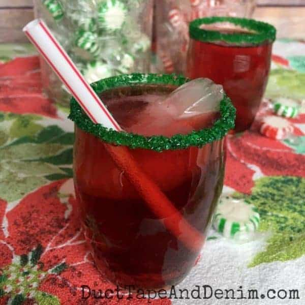 Rudolph Punch - Christmas Mocktail