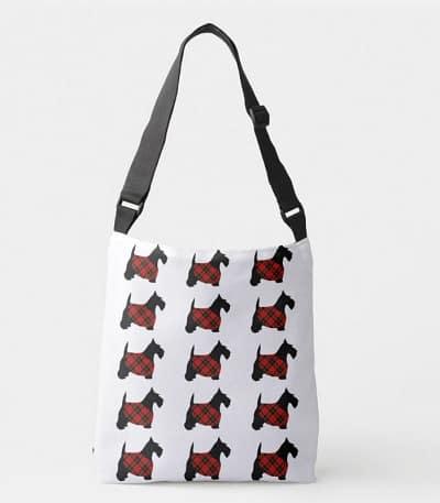 Scotties Personalized Crossbody Bag