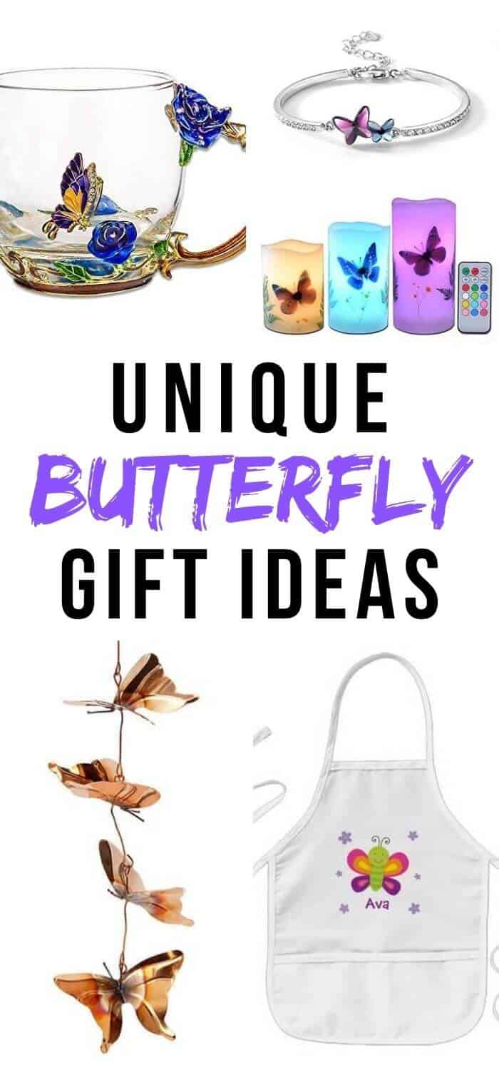 Unique Buffterfly Gift Ideas