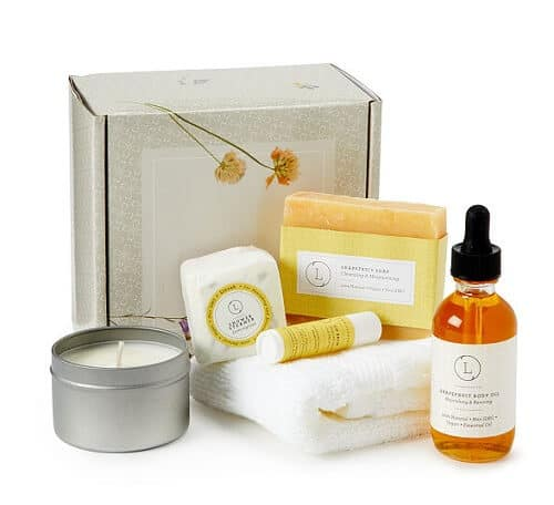 A Little Pampering Gift Set - Health and Wellness Gifts for Women