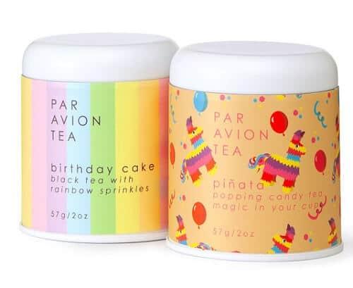 Birthday Celebration Tea
