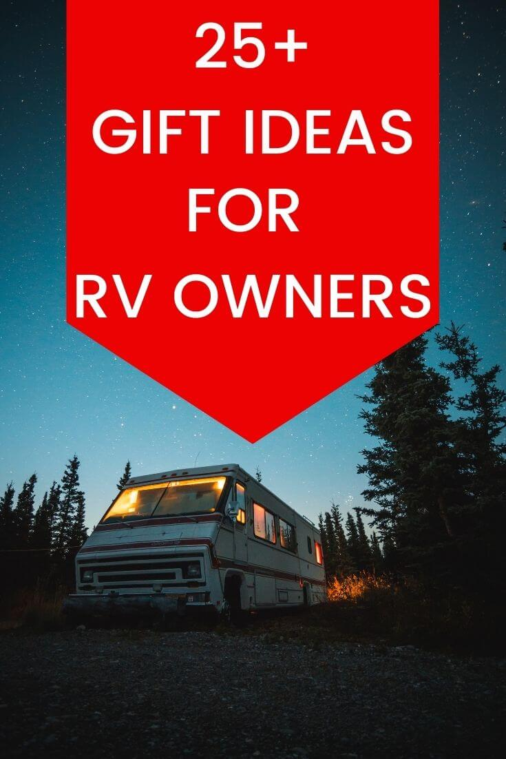 Brilliant Gifts for RV Owners