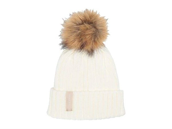 Calvin Klein Pop Color Pom Pom Beanie