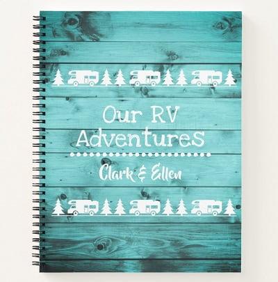 Custom RV Journal