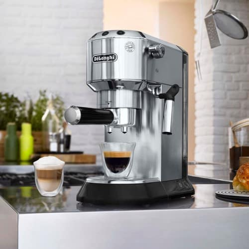 DeLonghi Dedica Slim Espresso and Cappuccino Machine