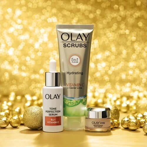 Golden Hour Glow - Wellness Gifts for Her