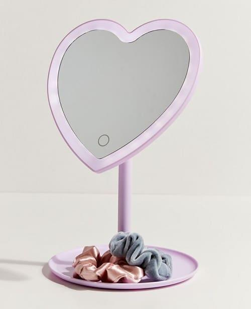 Heartbeat Makeup Vanity Mirror