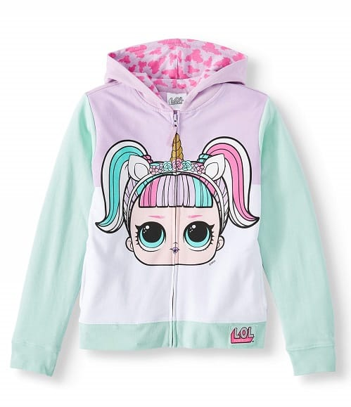 L.O.L. Surprise! Doll Costume Hoodie