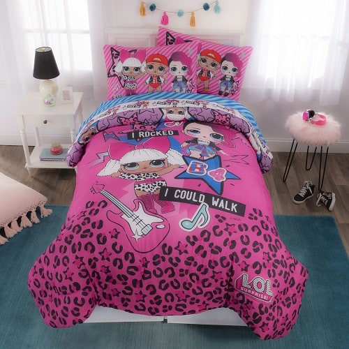 L.O.L. Surprise! Kids Bedding