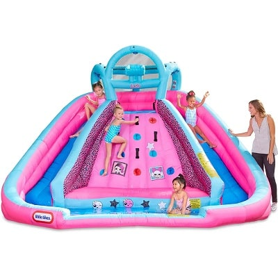 L.O.L. Surprise! River Race Water Slide Bounce House