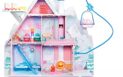 L.O.L. Surprise! Winter Disco Chalet Doll House - Best L.O.L. Surprise Gifts