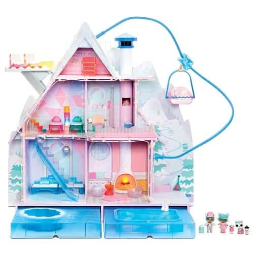 L.O.L. Surprise! Winter Disco Chalet Doll House - Best L.O.L. Surprise Gifts