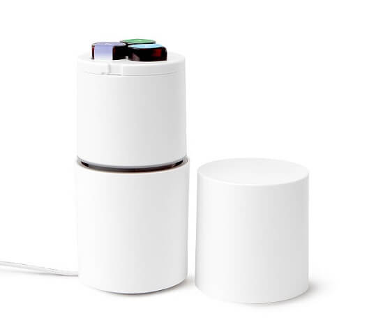 Morning, Noon & Night Smart Diffuser - Wellness Gift Ideas for Her